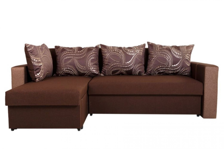 Угловые диваны - Гетьман 61 Ткань Platinum фото 1 - ДиванКиев