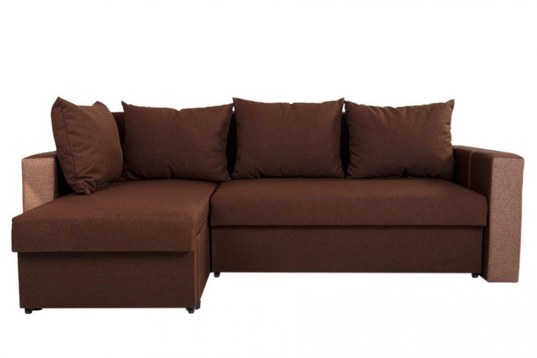 Угловые диваны - Гетьман 60 Ткань Platinum фото 1 - ДиванКиев
