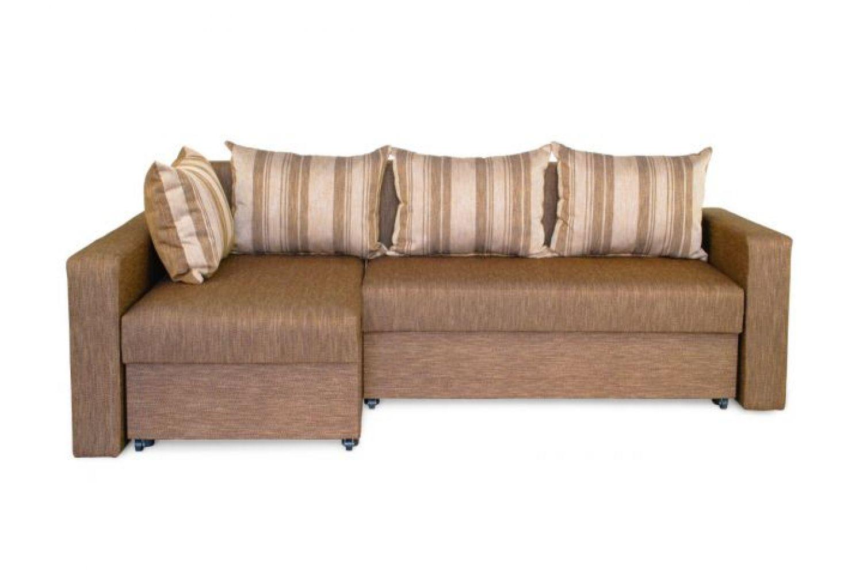 Угловые диваны - Монарх 17 Ткань Platinum фото 1 - ДиванКиев