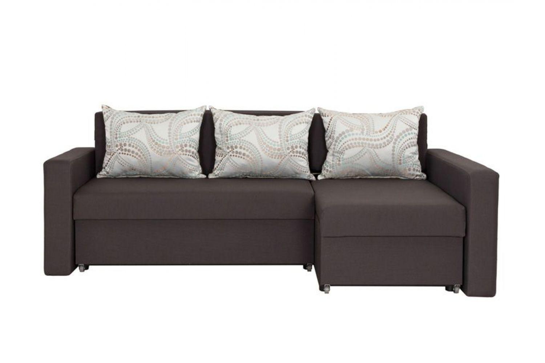 Угловые диваны - Монарх 21 Ткань Platinum фото 1 - ДиванКиев