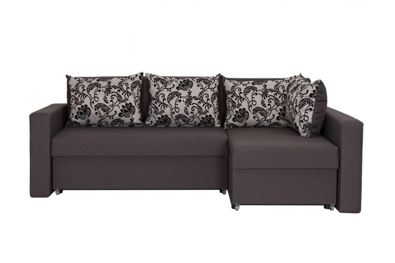 Угловые диваны - Монарх 19 Ткань Platinum фото 1 - ДиванКиев