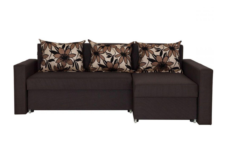 Угловые диваны - Монарх 14 Ткань Platinum фото 1 - ДиванКиев