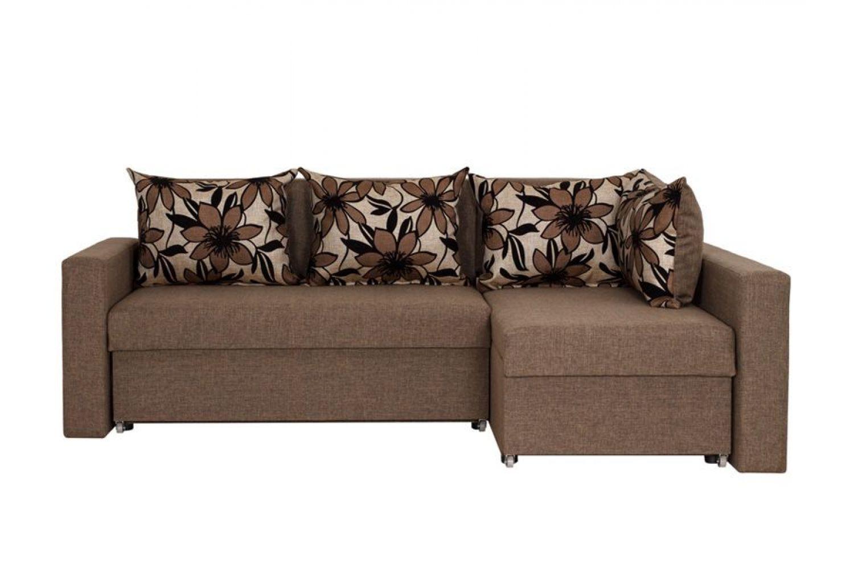 Угловые диваны - Монарх 18 Ткань Platinum фото 1 - ДиванКиев