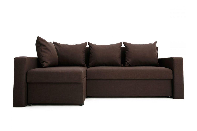 Угловые диваны - Монарх 43 Ткань Platinum фото 1 - ДиванКиев