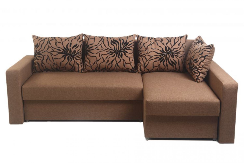 Угловые диваны - Монарх 44 Ткань Platinum фото 1 - ДиванКиев
