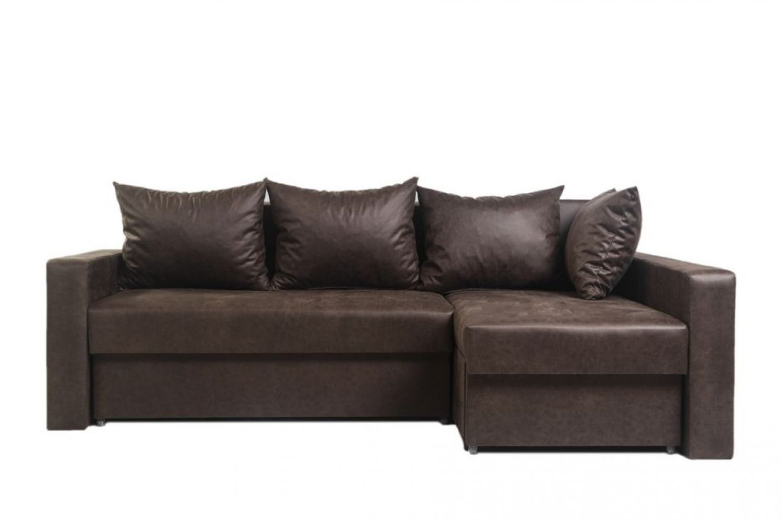 Угловые диваны - Монарх 66 Ткань Elite фото 1 - ДиванКиев