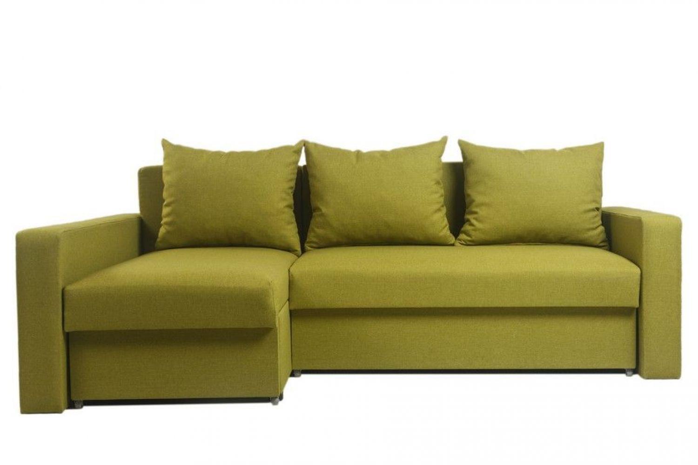Угловые диваны - Монарх 52 Ткань Platinum фото 1 - ДиванКиев