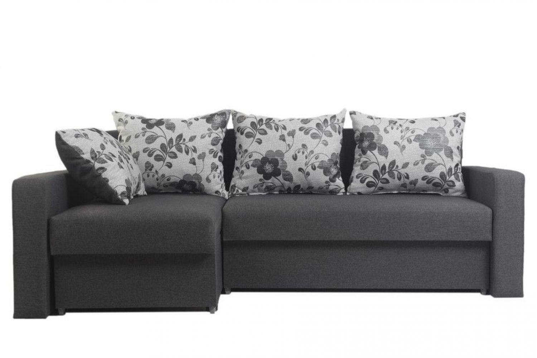 Угловые диваны - Монарх 53 Ткань Platinum фото 1 - ДиванКиев