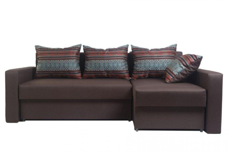 Угловые диваны - Монарх 61 Ткань Brilliant фото 1 - ДиванКиев