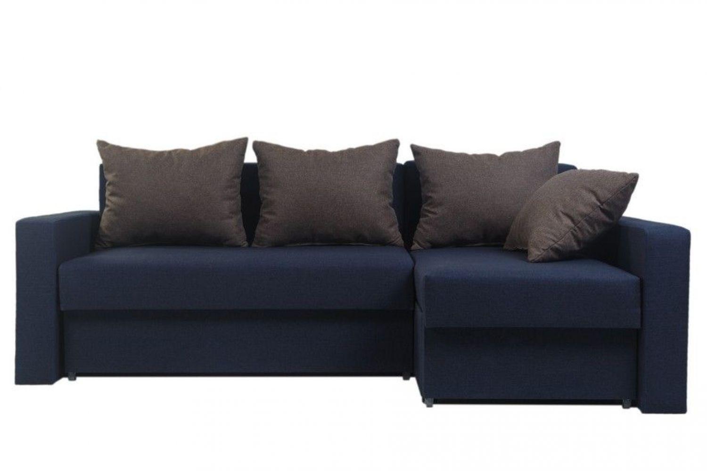 Угловые диваны - Монарх 54 Ткань Platinum фото 1 - ДиванКиев