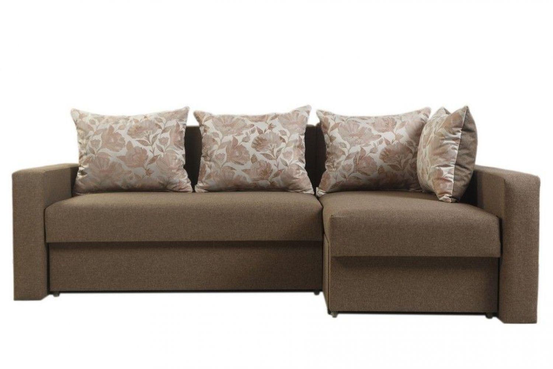Угловые диваны - Монарх 56 Ткань Platinum фото 1 - ДиванКиев