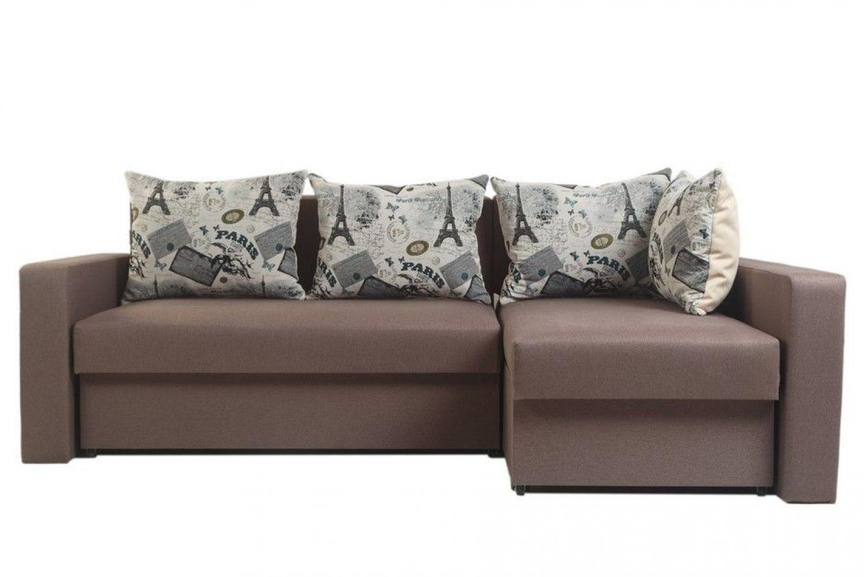 Угловые диваны - Монарх 63 Ткань Brilliant фото 1 - ДиванКиев