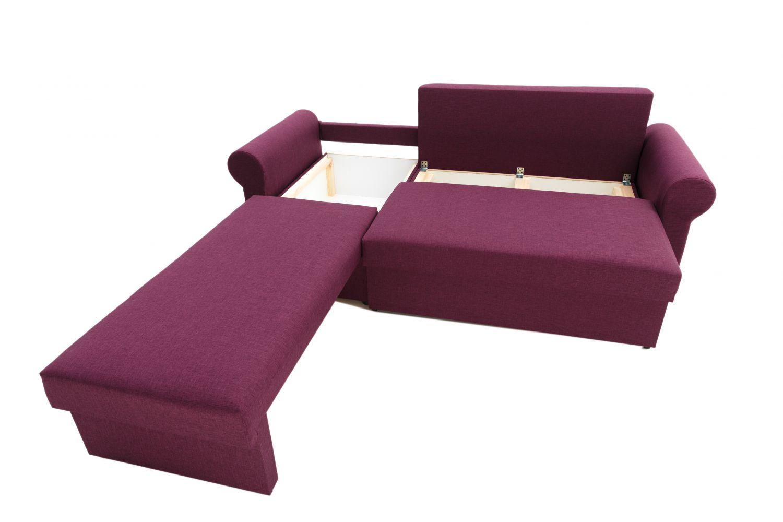 Угловые диваны - Гетьман 113 с английскими подлокотниками Ткань Platinum фото 6 - ДиванКиев