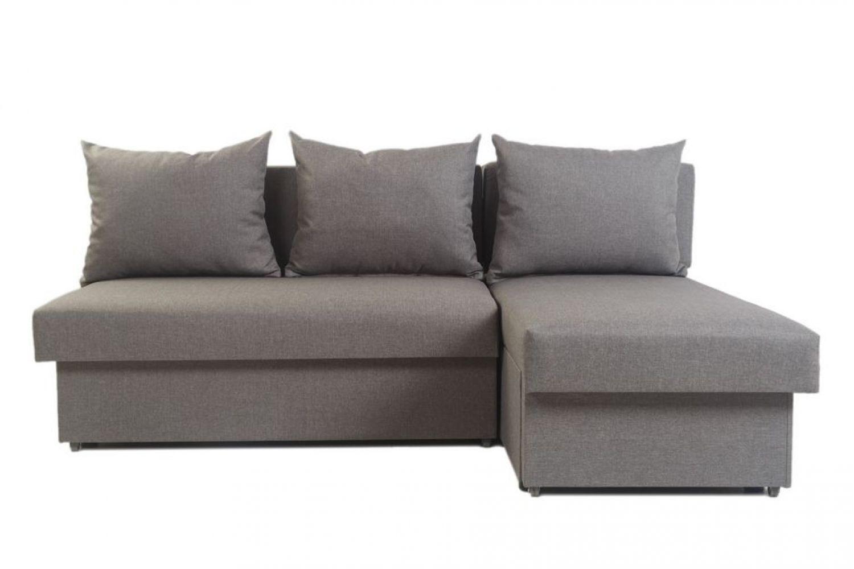 Угловые диваны - Гетьман 58 без подлокотников Ткань Platinum фото 1 - ДиванКиев