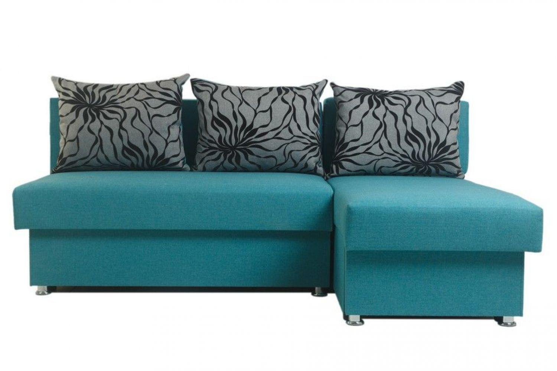 Угловые диваны - Гетьман 117 без подлокотников Ткань Platinum фото 1 - ДиванКиев