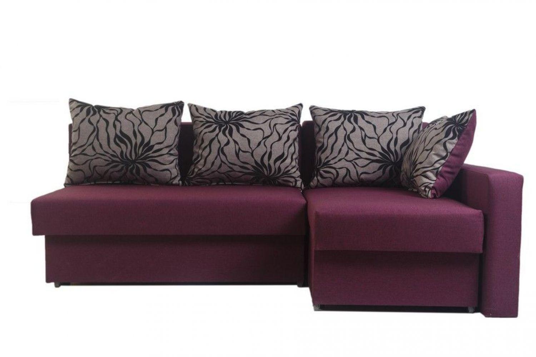 Угловые диваны - Монарх 16 с одним подлокотником Ткань Platinum фото 1 - ДиванКиев