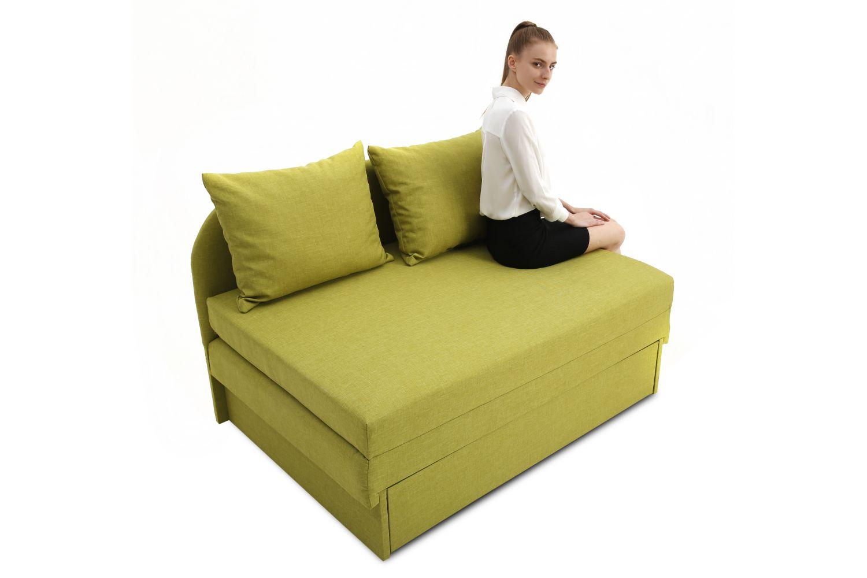 Диваны кровати - Диван-кровать Дипломат №1 ткань Platinum фото 14 - ДиванКиев
