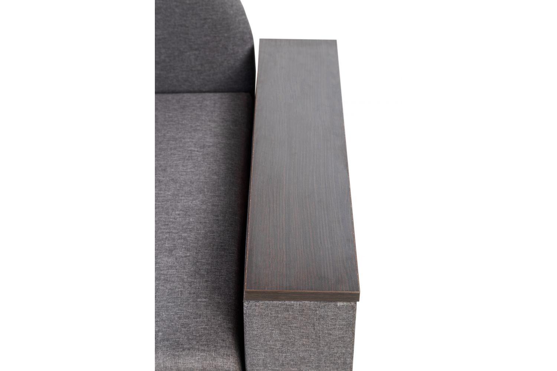 Конструктор диванов - Диван прямой Монарх с открывными подлокотниками  фото 5 - ДиванКиев