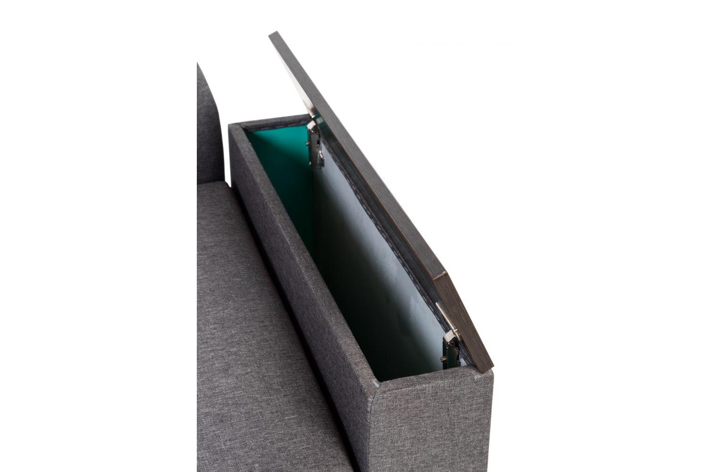 Конструктор диванов - Диван прямой Монарх с открывными подлокотниками  фото 6 - ДиванКиев