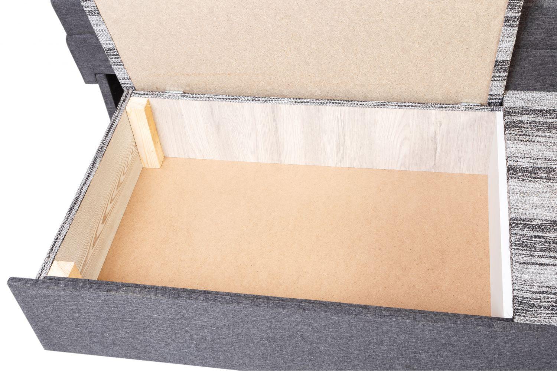 Конструктор диванов - Диван прямой Монарх с открывными подлокотниками  фото 7 - ДиванКиев