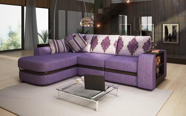 Угловой диван: основные преимущества.